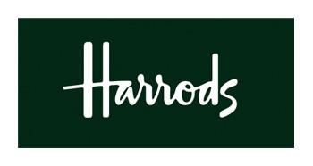 Harrods Logo - Magician Leigh Edgecombe - Previous Client